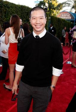 Reggie Lee at the Los Angeles Premiere of &quot;Tropic Thunder.&quot;